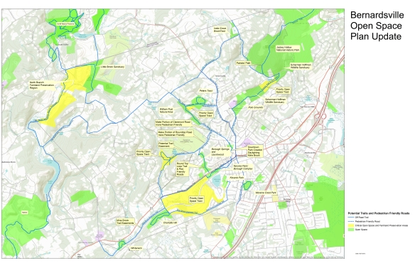 Bernardsville Open Space Plan